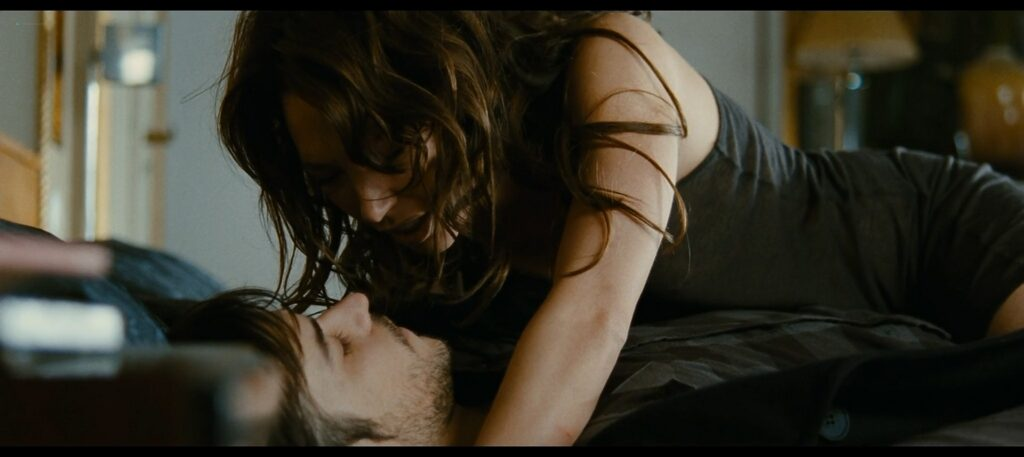 Laura Smet nude brief topless and mild sex scene Insoupconnable FR 2010 HD 1080 BluRay 17