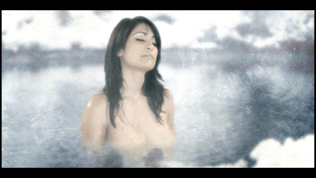 Mala Ghedia nude sex Nadine Petry nude topless Snowblind 2010 1080p BluRay 2