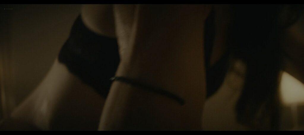 Mary Elizabeth Winstead hot lingerie Kate 2021 1080p Web