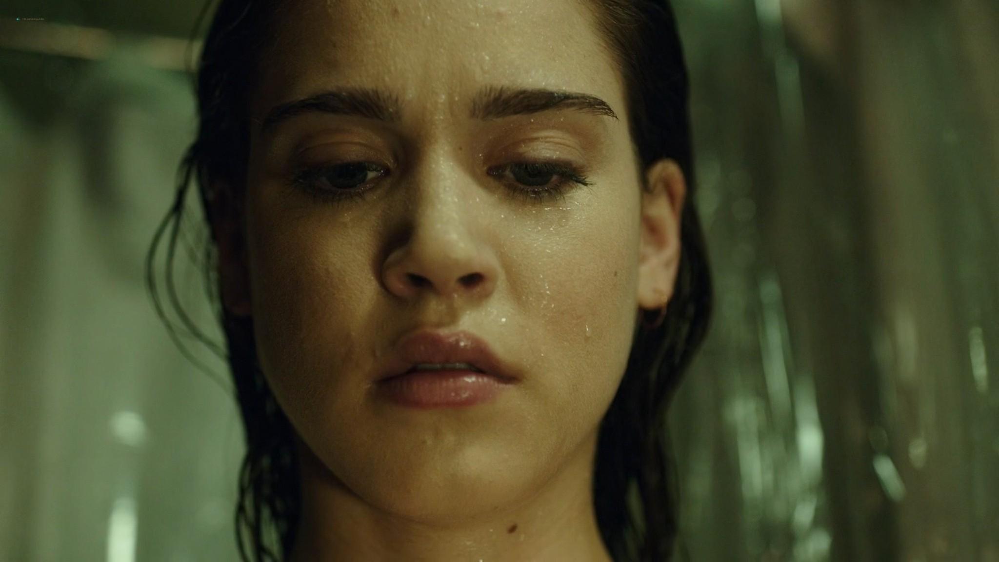 Matilda Anna Ingrid Lutz hot and sexy Rings 2017 1080p BluRay 12
