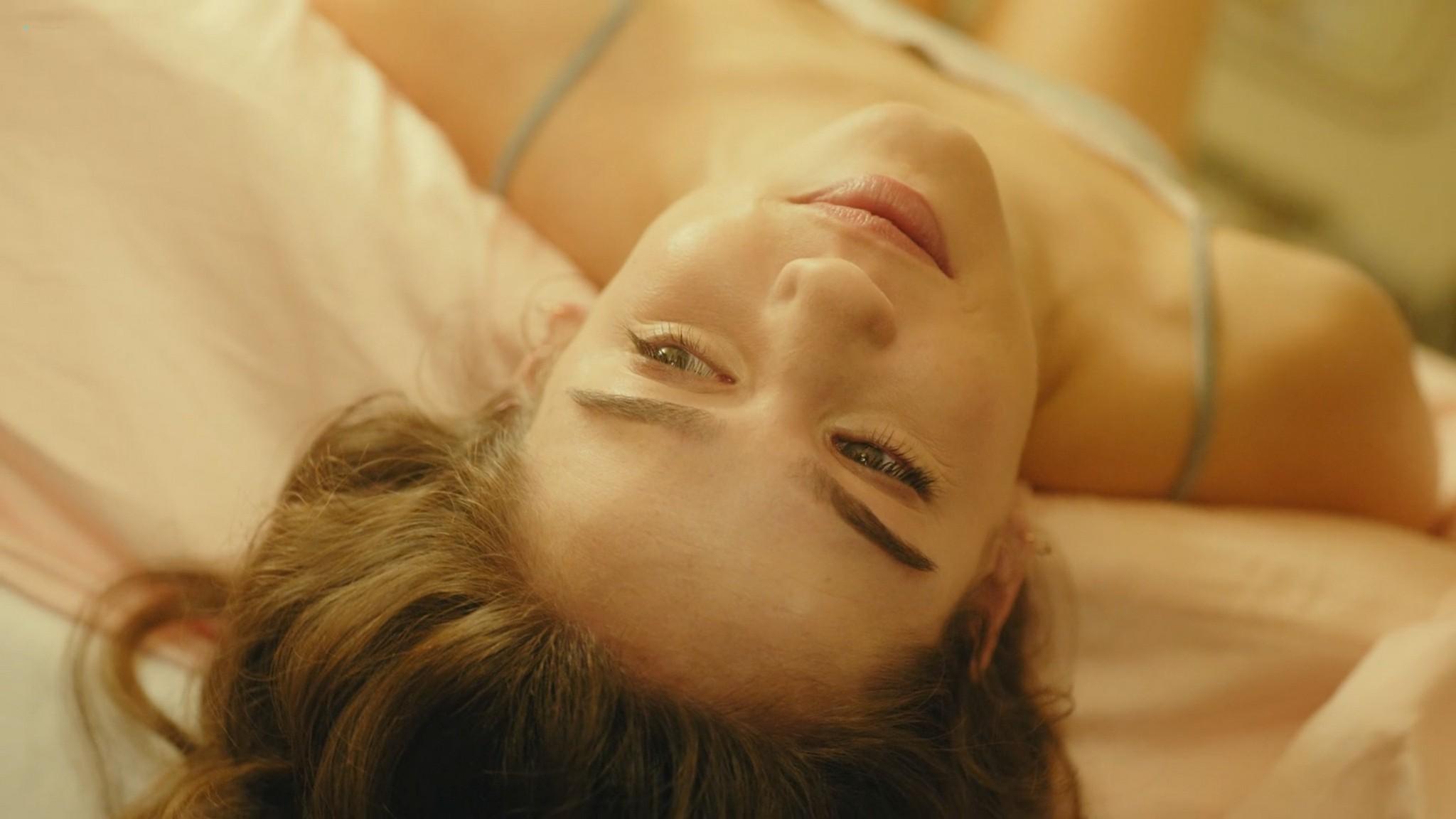 Matilda Anna Ingrid Lutz hot and sexy Rings 2017 1080p BluRay 2