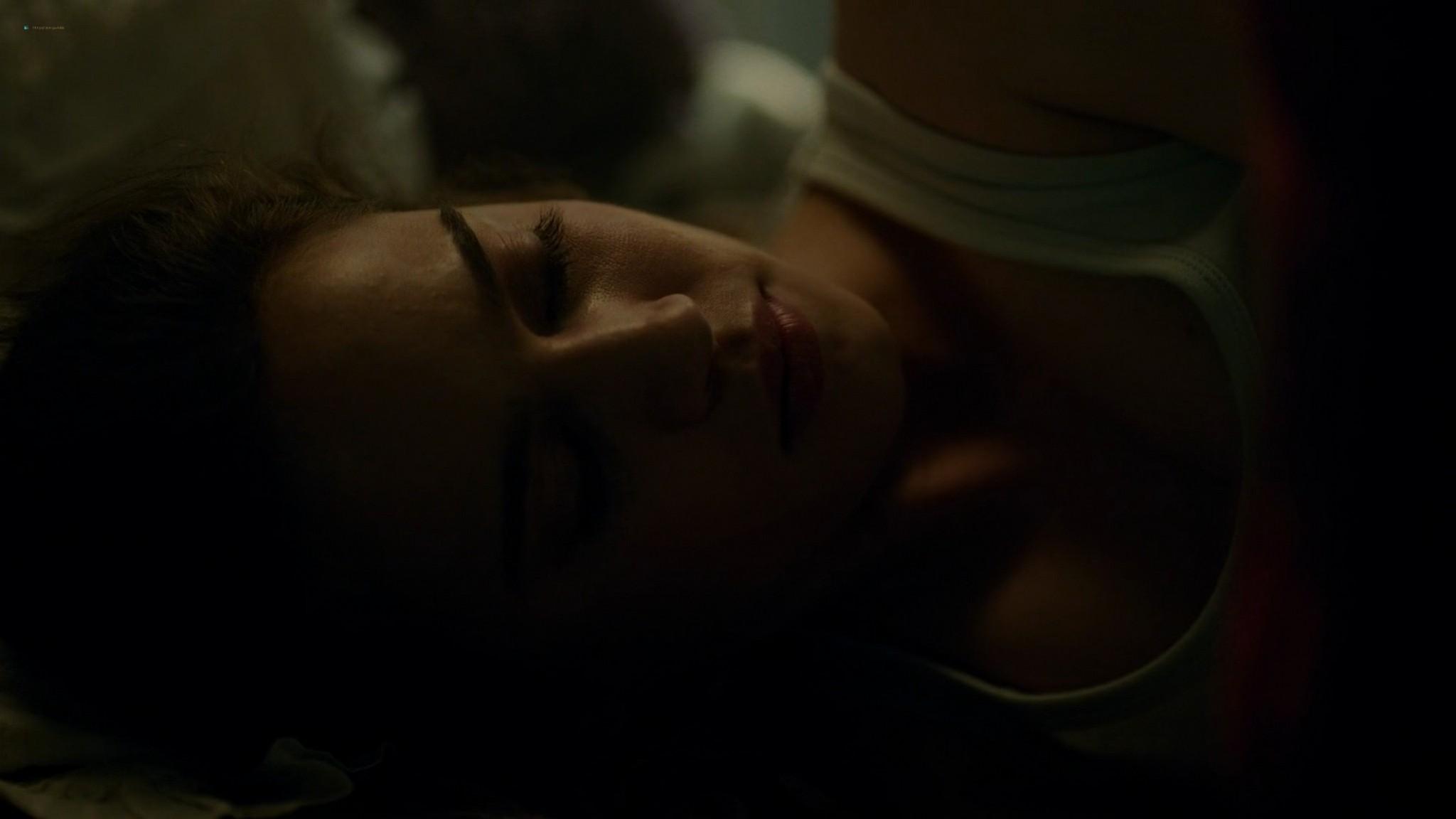 Matilda Anna Ingrid Lutz hot and sexy Rings 2017 1080p BluRay 9