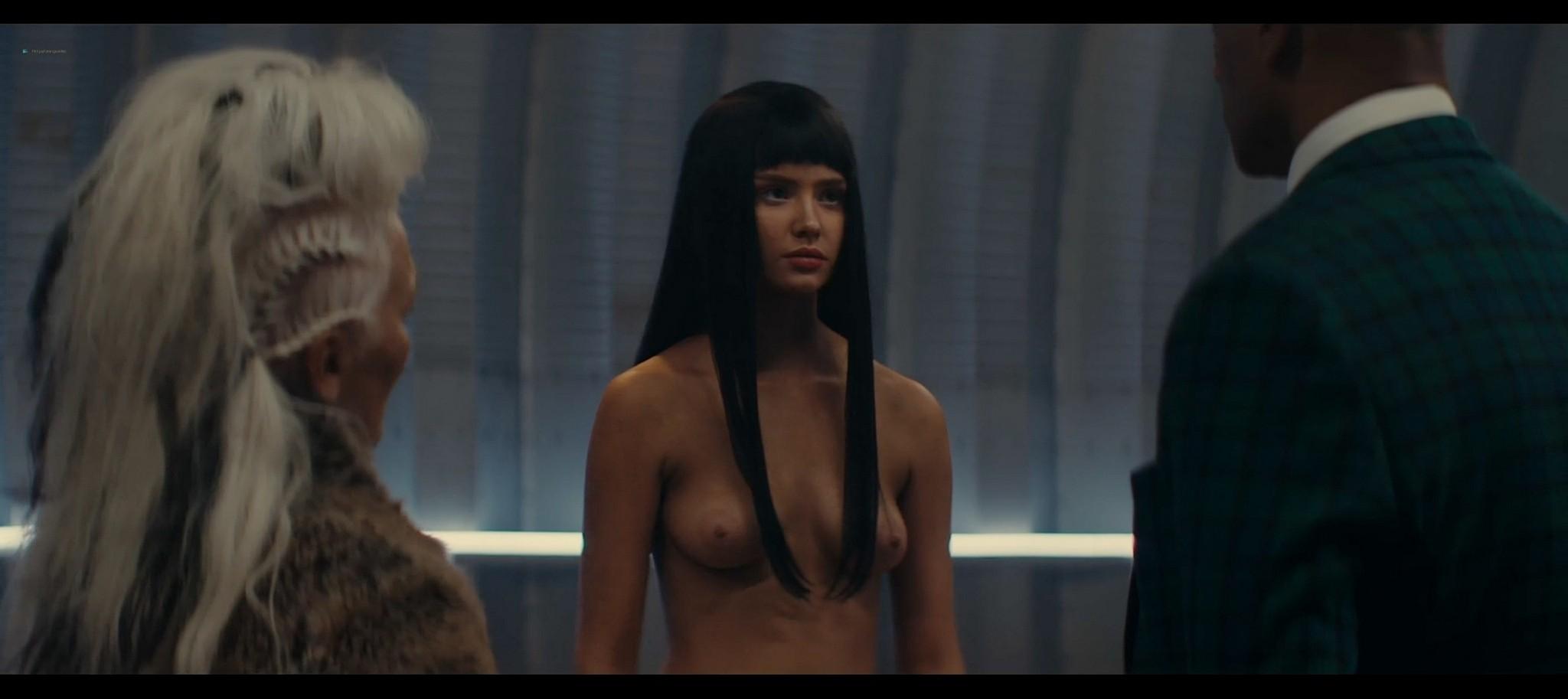 Matilda Anna Ingrid Lutz nude topless Zone 414 2021 1080p Web