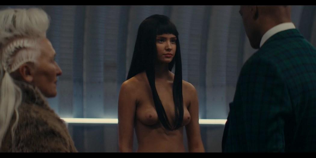 Matilda Anna Ingrid Lutz nude topless Zone 414 2021 1080p Web 3