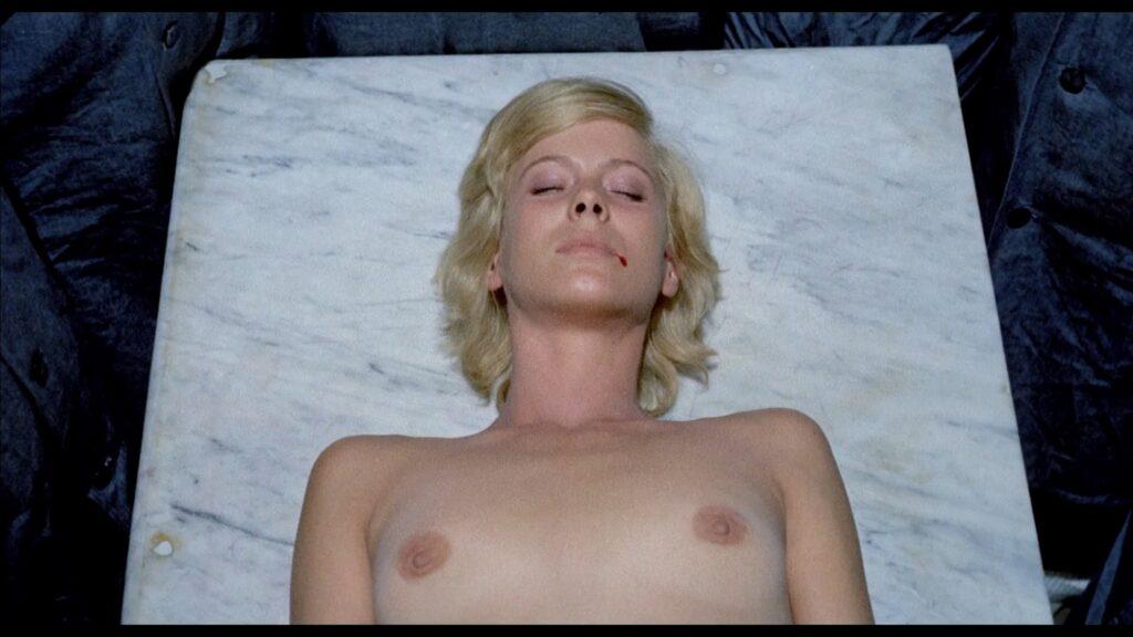 Mimsy Farmer nude bush boobs and some sex Il Profumo della Signora in Nero IT 1974 HD 1080p BluRay 14