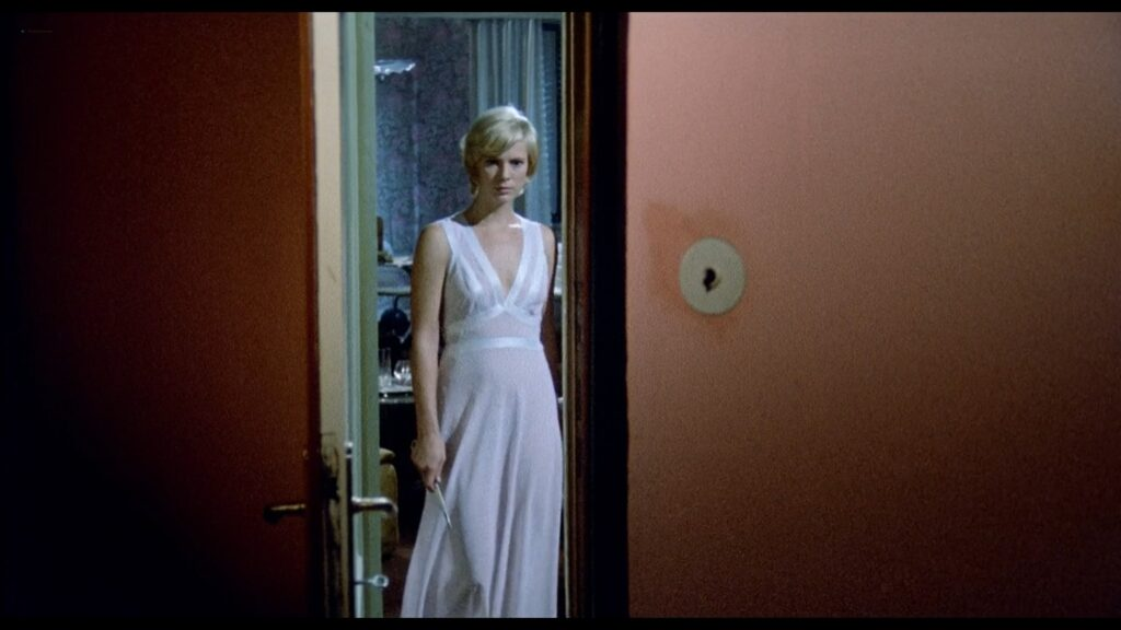 Mimsy Farmer nude bush boobs and some sex Il Profumo della Signora in Nero IT 1974 HD 1080p BluRay 7