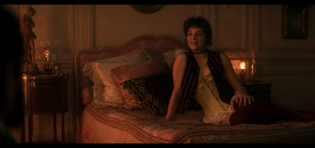 Natacha Lindinger nude butt Marilou Aussilloux Rose Marie Perreault sexy etc Germinal 2021 S1 1080p Web 2