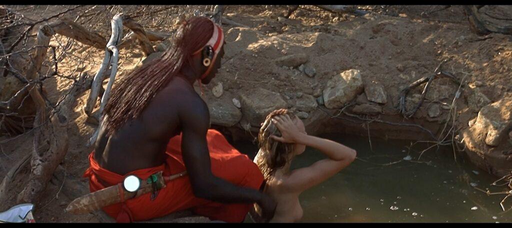 Nina Hoss nude and sex Die Weisse Massai DE 2005 1080p BluRay 9