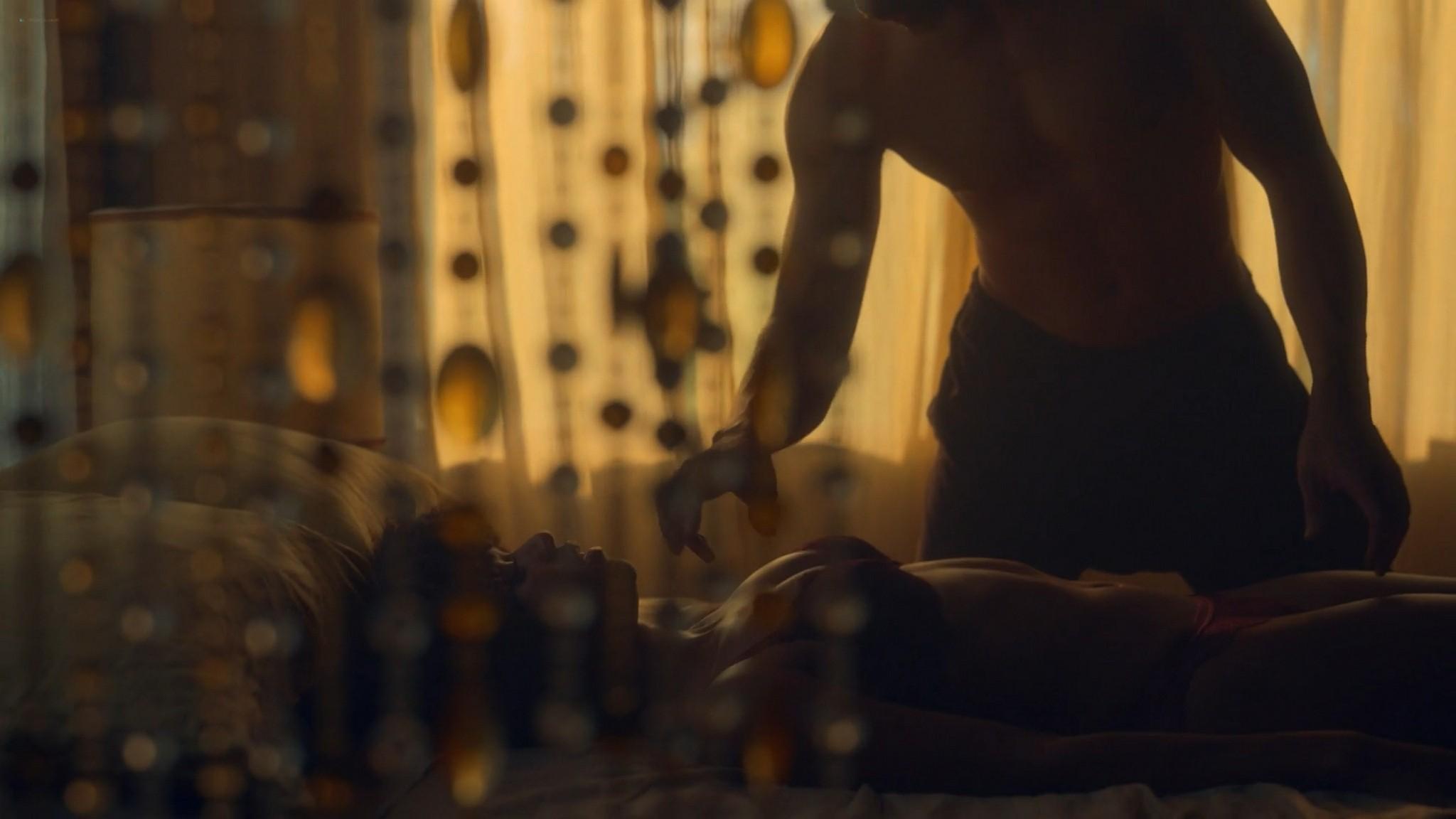 Samara Weaving hot sex Nicole Kidman and others sexy Nine Perfect Strangers 2021 s1e5 1080p 10