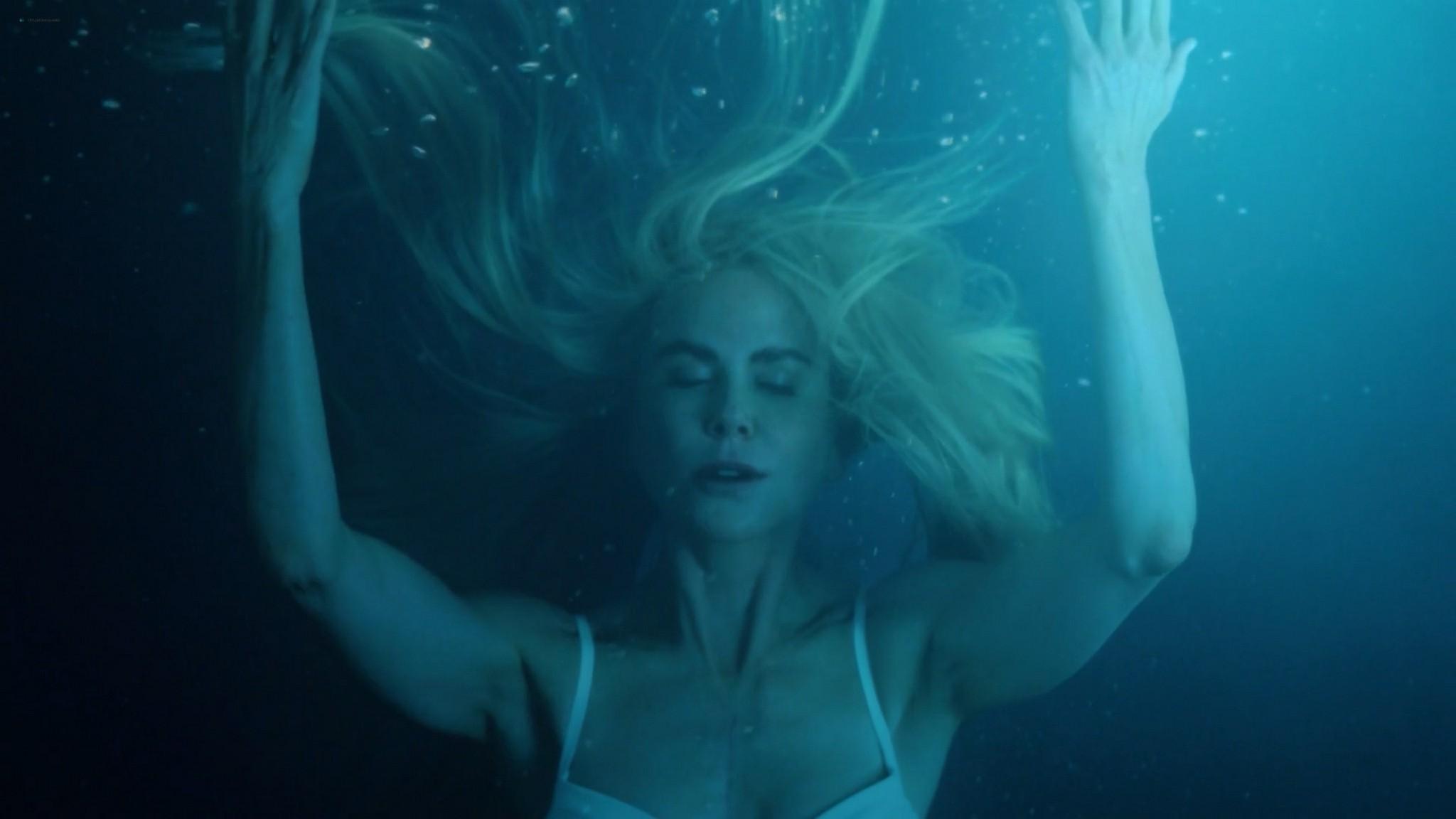 Samara Weaving hot sex Nicole Kidman and others sexy Nine Perfect Strangers 2021 s1e5 1080p 2