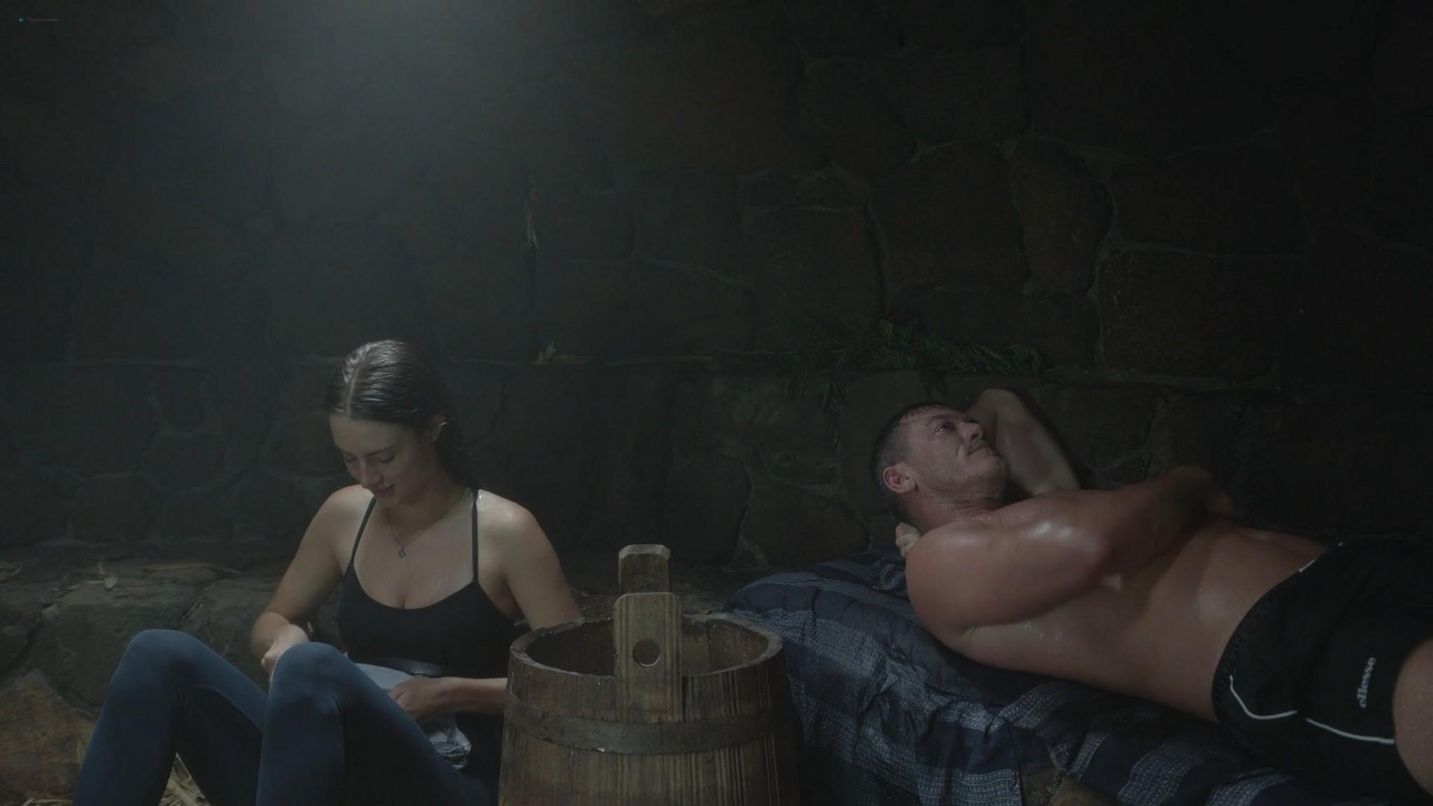 Samara Weaving hot sex Nicole Kidman and others sexy Nine Perfect Strangers 2021 s1e5 1080p 8