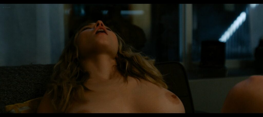 Sydney Sweeney nude hot sex Natasha Liu Bordizzo and others nude sex too The Voyeurs 2021 1080p Web 27