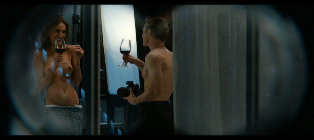 Sydney Sweeney nude hot sex Natasha Liu Bordizzo and others nude sex too The Voyeurs 2021 1080p Web 6