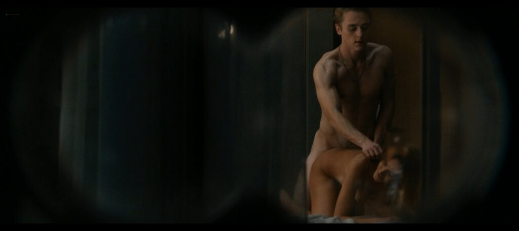 Sydney Sweeney nude hot sex Natasha Liu Bordizzo and others nude sex too The Voyeurs 2021 1080p Web 9