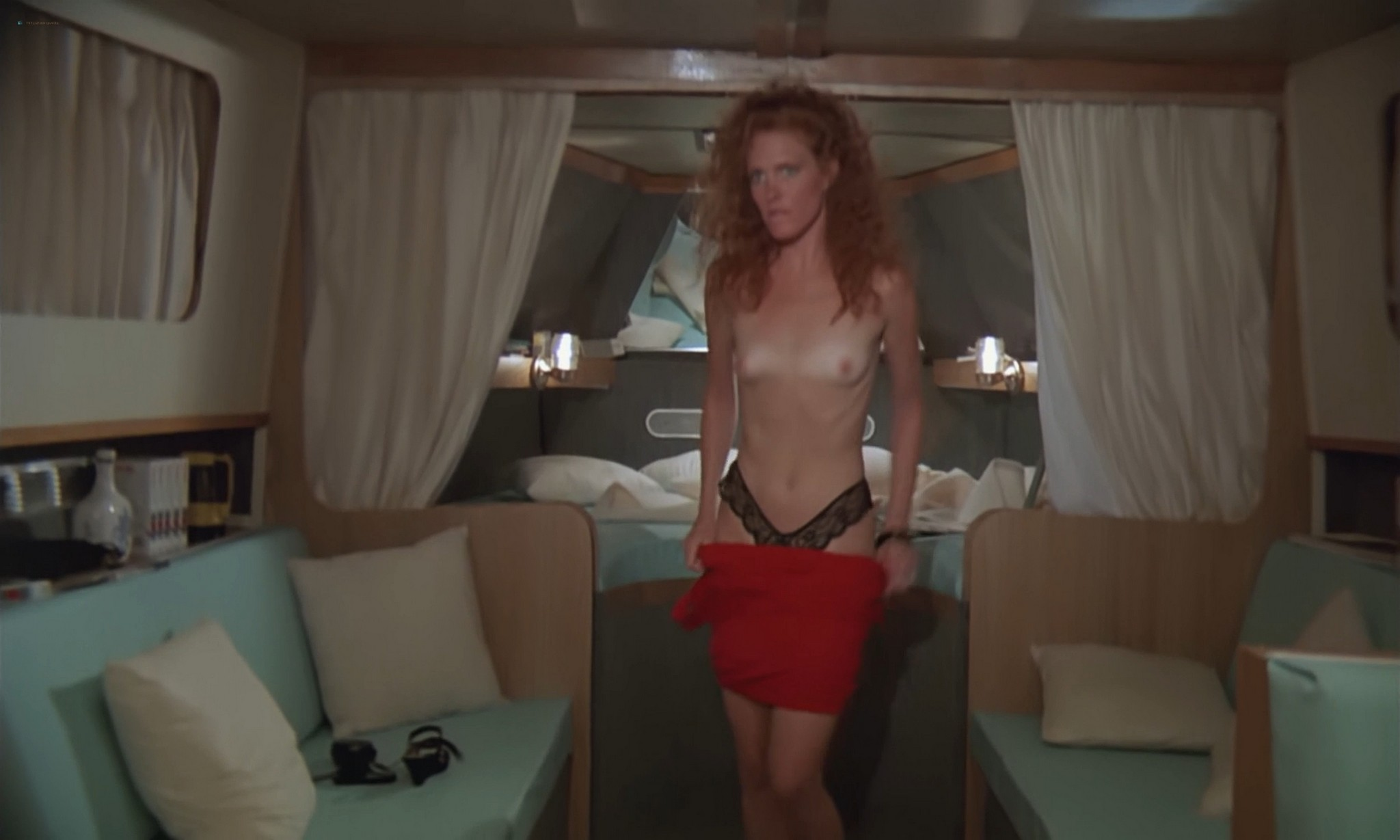 Victoria Prouty nude and sex in the shower American Rickshaw 1989 1080p BluRay 6
