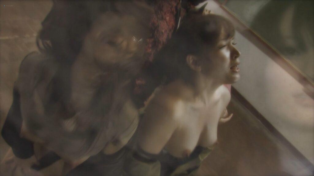 Yui Aikawa nude Asami Alice Ozawa aand others nude sex Lust of the Dead 3 JP 2013 1080p BluRay 15