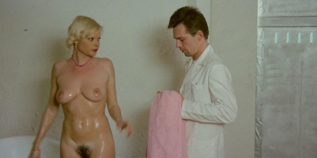 Brigitte Lahaie nude full frontal Karine Gambier nude labia others nudee too Caged Women 1980 1080p BluRay 15
