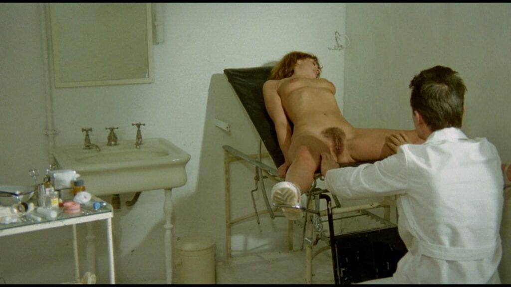Brigitte Lahaie nude full frontal Karine Gambier nude labia others nudee too Caged Women 1980 1080p BluRay 16