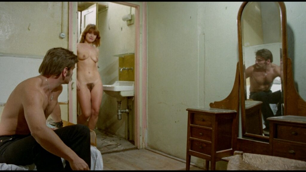 Brigitte Lahaie nude full frontal Karine Gambier nude labia others nudee too Caged Women 1980 1080p BluRay 18