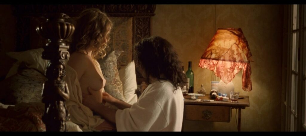 Capucine Delaby nude topless and sex Gerry 2011 HD 1080p