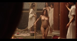 Halsey nude full frontal butt and topless If I Cant Have Love I Want Power 2021 1080p Web 11
