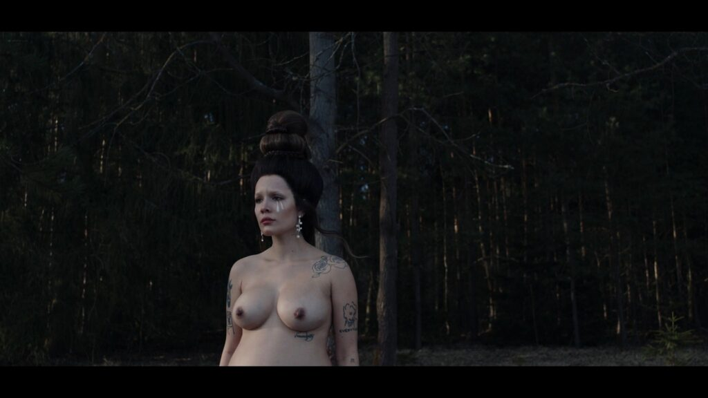 Halsey nude full frontal butt and topless If I Cant Have Love I Want Power 2021 1080p Web 17