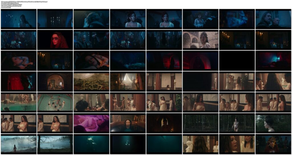 Halsey nude full frontal butt and topless If I Cant Have Love I Want Power 2021 1080p Web 20