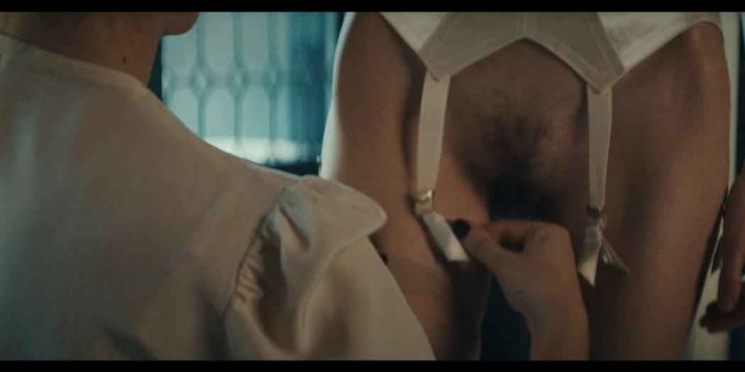 Janina Rudenska nude full frontall Martina Limonta Lidiya Liberman nude too Il cattivo poeta IT 2020 1080p Web 11