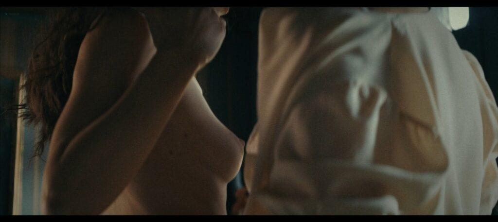 Janina Rudenska nude full frontall Martina Limonta Lidiya Liberman nude too Il cattivo poeta IT 2020 1080p Web 12
