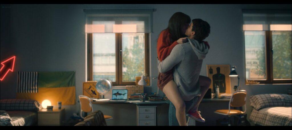 Maria Valverde hot sex Elisabet Casanovas and other sex and hot Sounds Like Love 2021 1080p Web 3