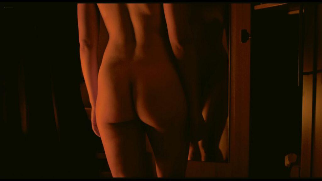 Scarlett Johansson nude full frontal Lynsey Taylor Mackay nude Under the Skin 2013 UHD 2160p 16