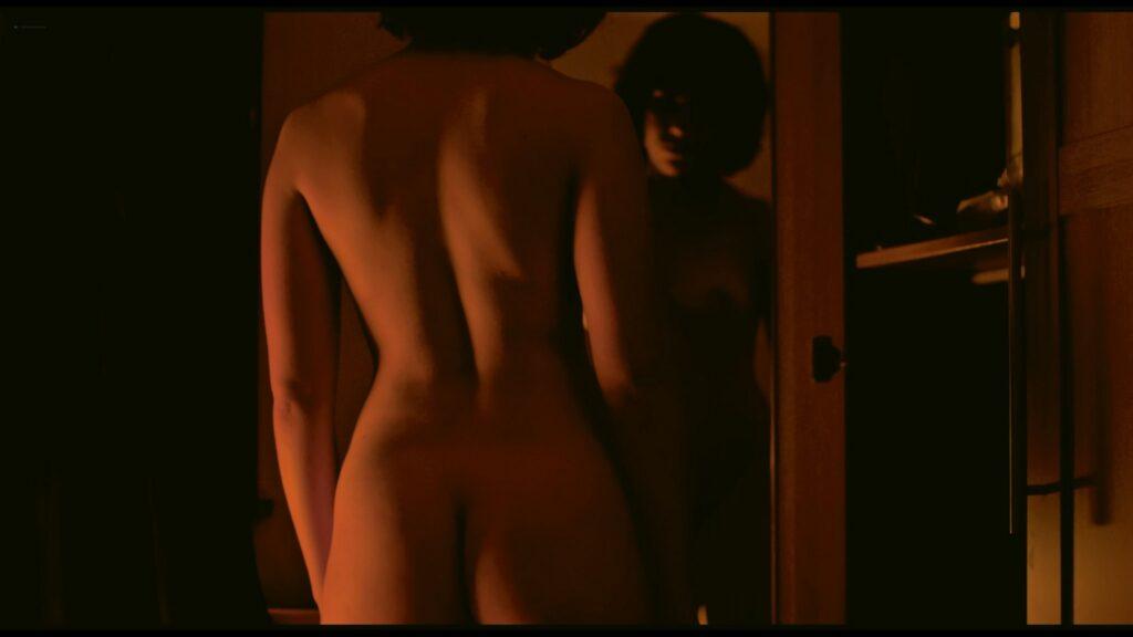 Scarlett Johansson nude full frontal Lynsey Taylor Mackay nude Under the Skin 2013 UHD 2160p 17