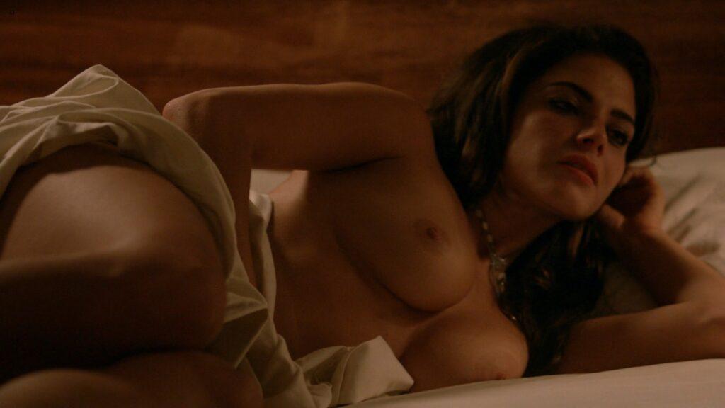 Weronika Rosati nude busty topless Luck 2012 s1e9 hd1080p 2