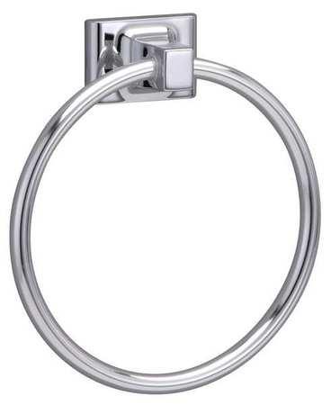 Taymor 01-9404 $8.22 Towel Ring, Polished Chrome, Sunglow