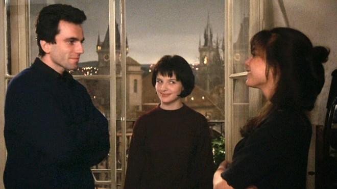 """Praga é o cenário do filme """"A insustentável leveza do ser"""", baseado na obra homônima de Milan Kundera."""