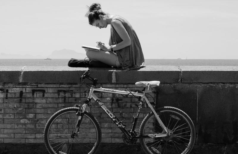 Menina e bicicleta |Foto: Mario Mancuso/Creative Commons