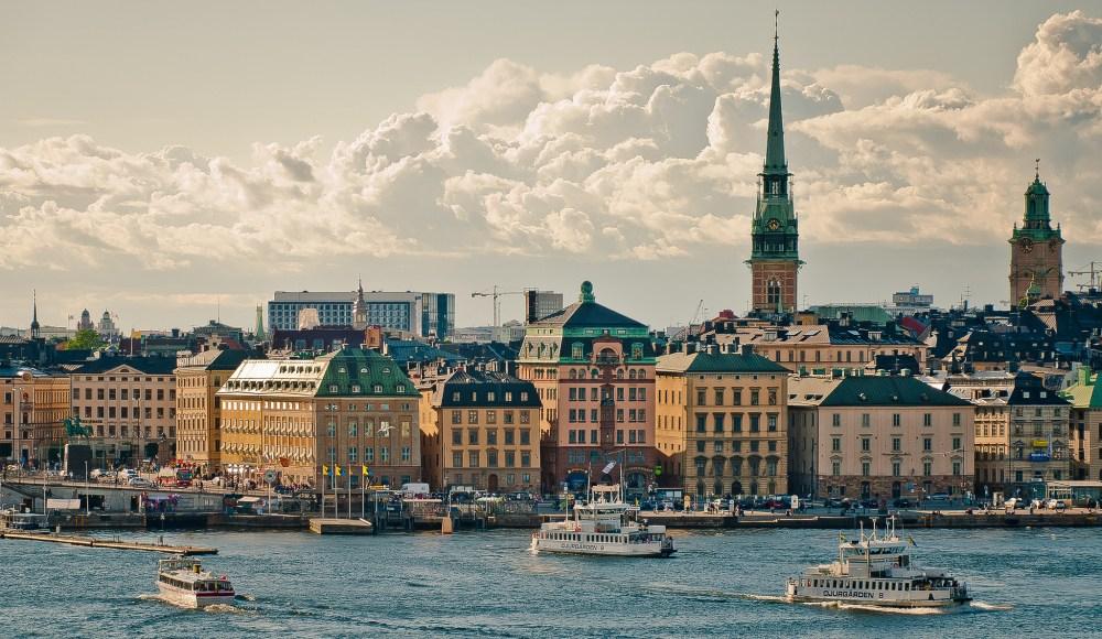 Estocolmo, Suécia. País fehca prisões por falta de prisioneiros | Foto: Abhimanyu/CC