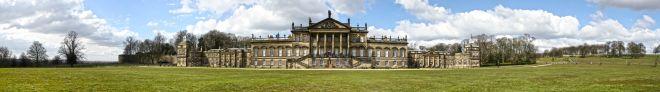 Wentworth Woodhouse, a maior casa do Reino Unido, tem o dobro do tamanho do Palácio de Buckingham | Foto: Wentworth Woodhouse