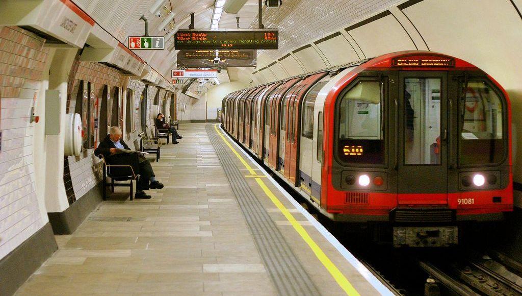 Metrô de Londres   Foto: Wikimedia