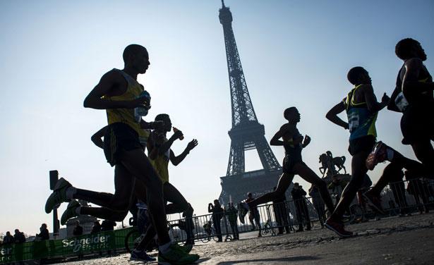 Corrida em Paris