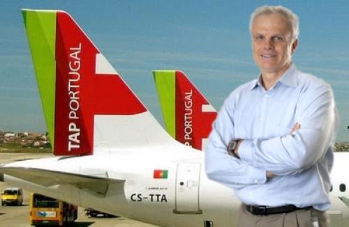 O novo dono da TAP é David Neeleman, o empresário americano-brasileiro dono da brasileira Azul.