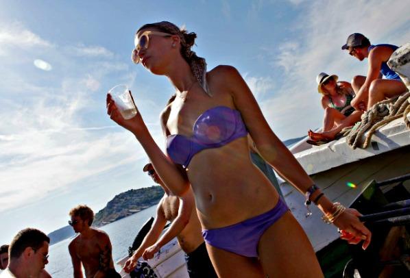 O SMS é para quem gosta de festa, mas não abre mão dos momentos mais tranquilos das férias