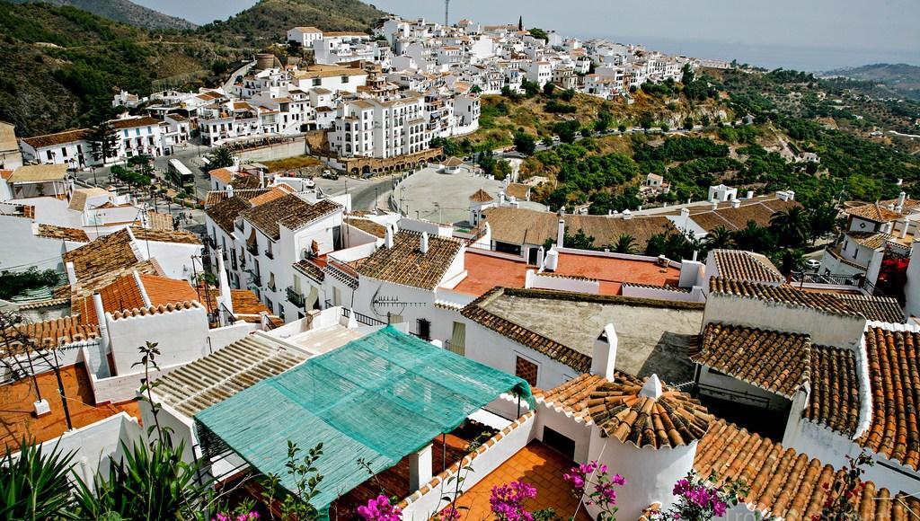 Frigiliana, na Espanha