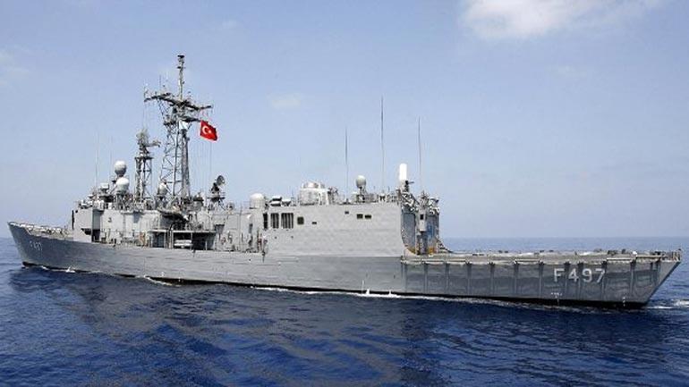 Πρόκληση: Τουρκικό πολεμικό πλοίο σε ελληνικά χωρικά ύδατα