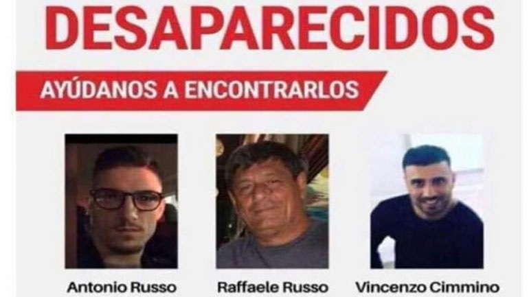 Οι Αρχές ερευνούν εάν αστυνομικοί ενέχονται στην εξαφάνιση τριών Ιταλών