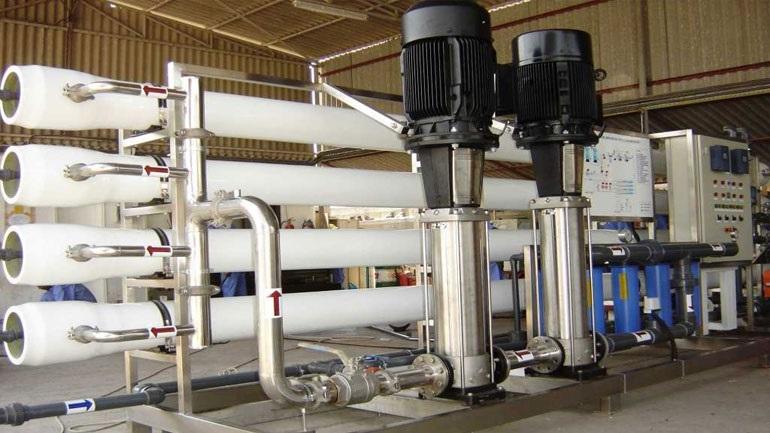Κατασκευάζεται εργοστάσιο επεξεργασίας νερού στο Αργοστόλι