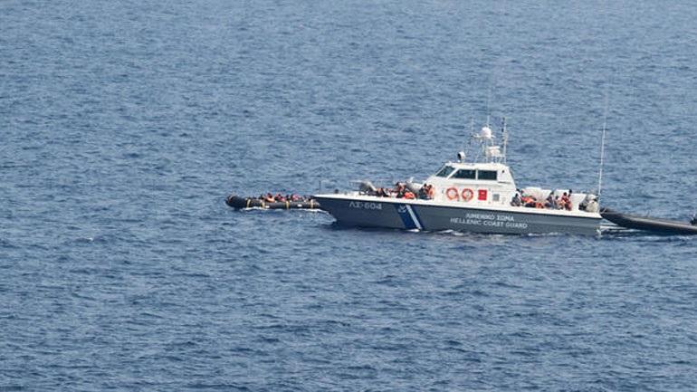 Σκάφος με μετανάστες εντοπίστηκε ανοικτά της Πάργας