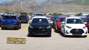 Ποια αυτοκίνητα αγόρασαν οι Έλληνες το 2020;