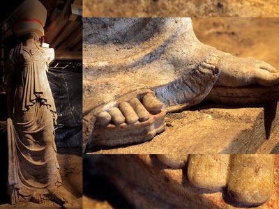 History Channel: Στην Ολυμπιάδα ανήκει ο τάφος στην Αμφίπολη