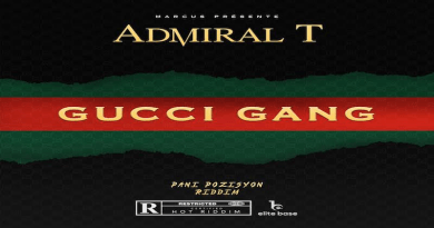 Gucci-gang - Admiral T, album 2018